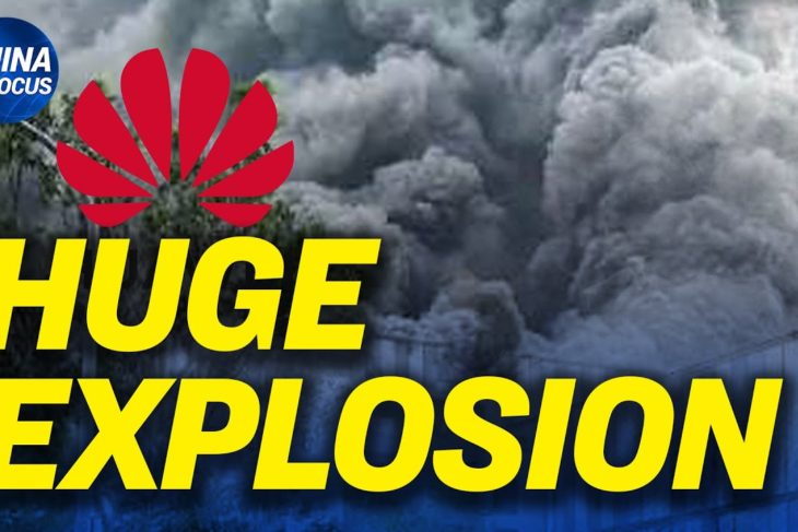 Huge fire in Huawei's China lab; Corona Virus trials, UN meeting, China makes controversial statement about Bible