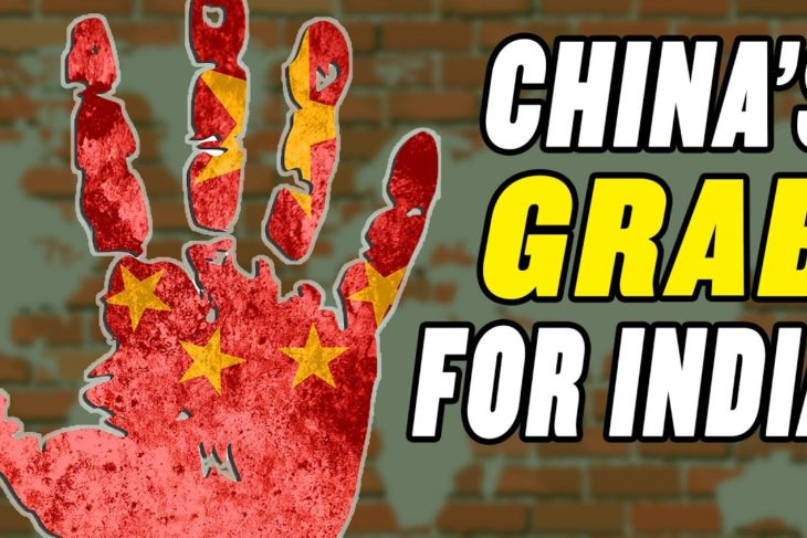 "China's ""5-Fingers"" Approach to Strangling India 