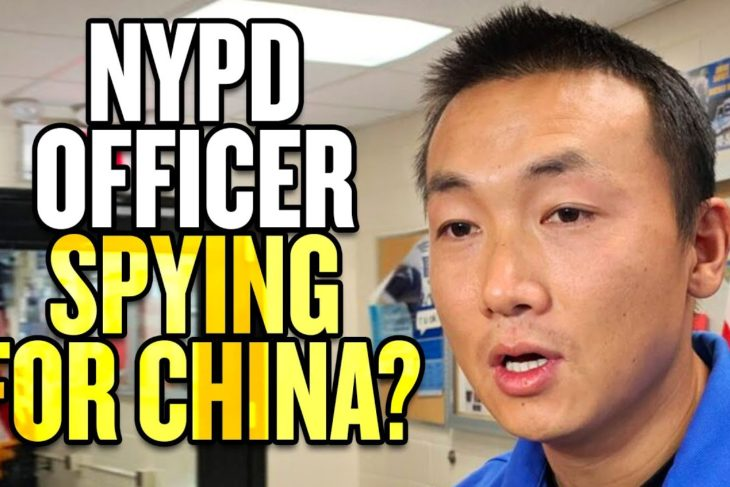 NYPD Officer Caught Spying for China
