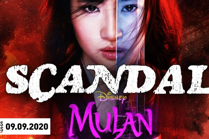 'Mulan' and Disney Criticized for Thanking Chinese Regime Involved in Muslim Concentration Camps