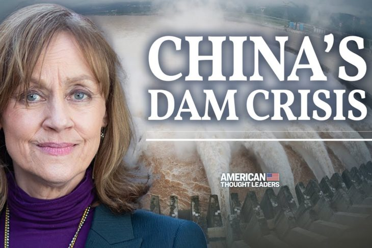 How Communist China Weaponized the Waters of Asia—Maura Moynihan on the Three Gorges Dam, Flooding