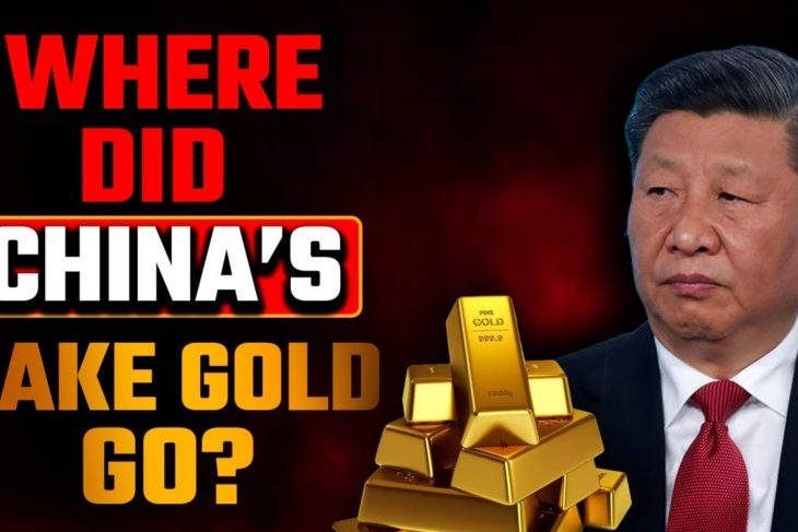 China's big 'fake gold' coverup
