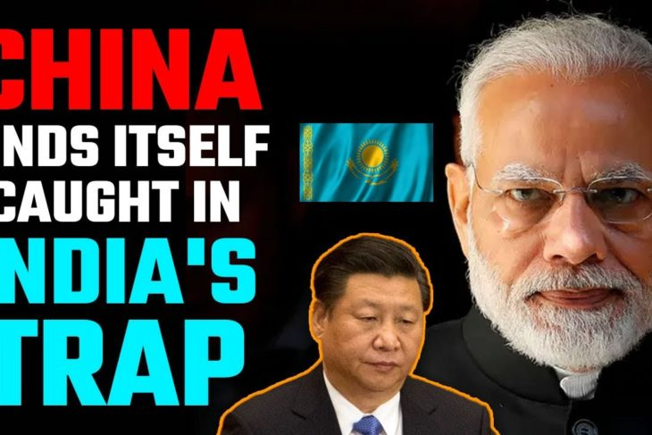 China wanted to encircle India, but India has now surrounded it on both land and sea