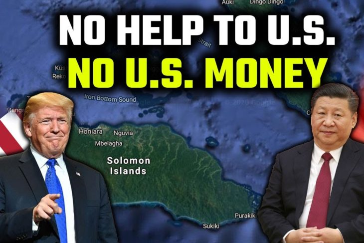 'Help us and we will help you,' US sends a clear message to Pacific islands