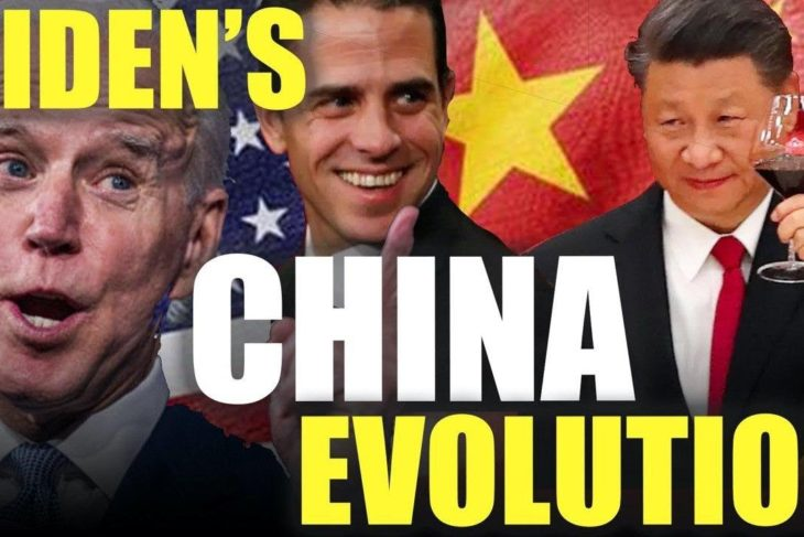 How Has Biden's Stance on China Changed while His Family Businesses Developed