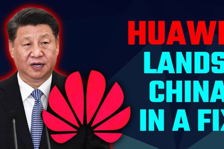 Huawei and China's Gambler's dilemma – Can't let it go down but saving it is costly, with huge risks