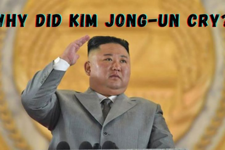 Why Did Kim Jong-un CRY at Recent Parade?