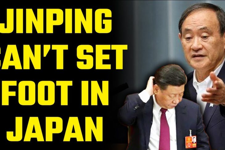 Japan stops the state visit of Xi Jinping for the third time in a row