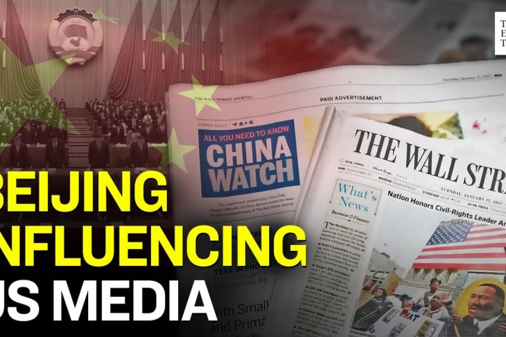 China Outlet Pays Millions to Advertise Pro-Beijing Propaganda
