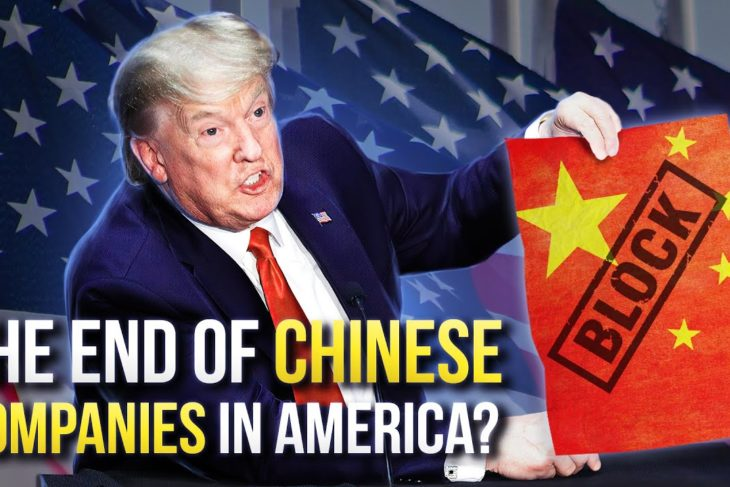 The End of Chinese Companies on US Stock Markets?