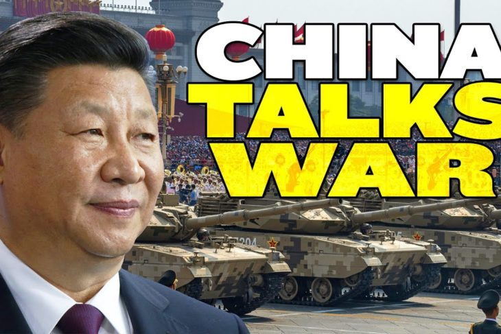 China Talks War…Again… | 'Piles of Cash:' Hong Kong's Carrie Lam