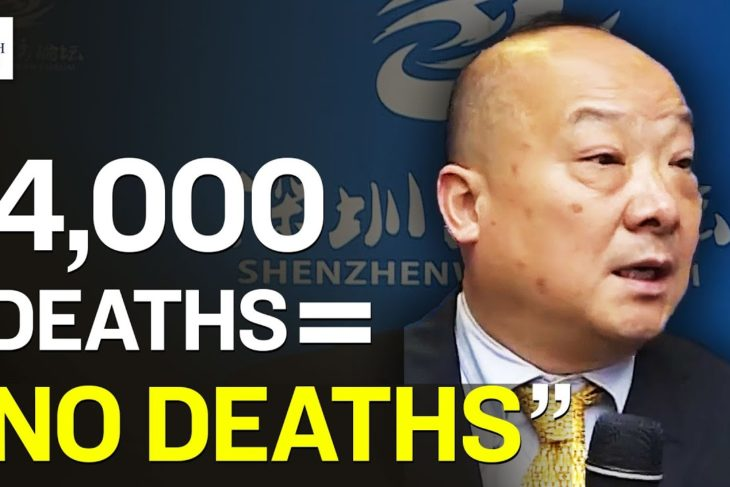 Chinese Scholar Criticized for Questioning Chinese CCP Virus Death Count