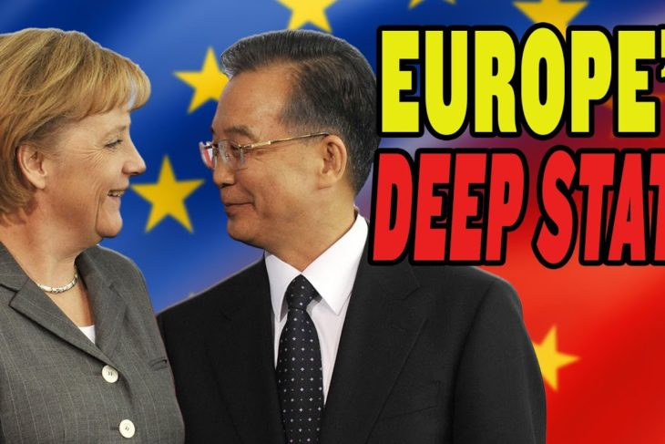 Europe's Financial Deep State LOVES China