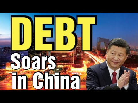 Chinese Debt Hits Record Levels, Beijing Scrambles For Control