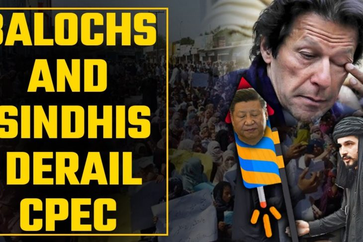 Who are Pakistanis Balochs and Sindhis and why is Xi Jinping scared of them?