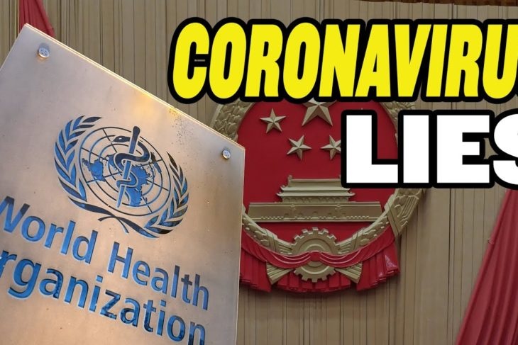 How China Uses Coronavirus to Tear Down US Leadership