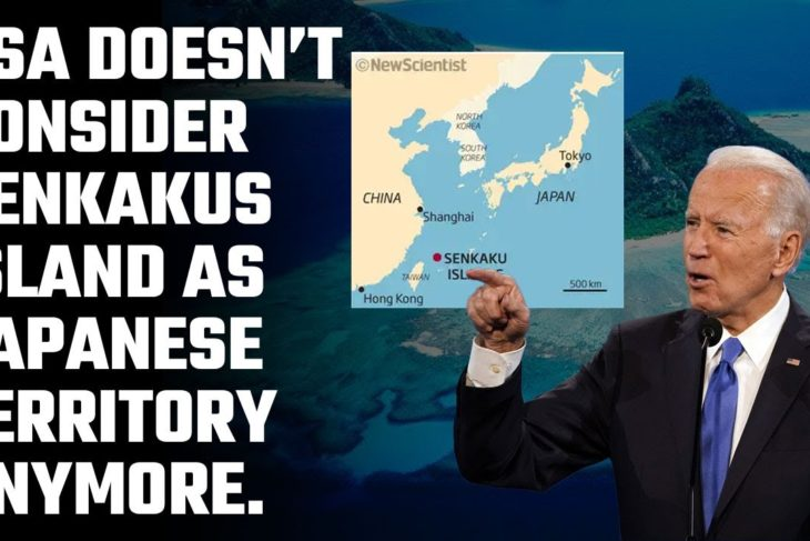 Puppet Biden-America sends shock waves across the entire Indo-Pacific region with a weird statement