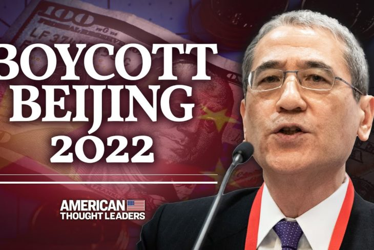 Gordon Chang: Cooperation With Communist China Impossible—It Seeks to Overthrow America