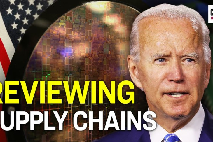 Biden Signs Executive Order to Review Critical Supply Chains