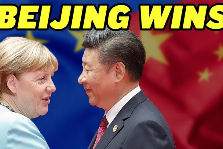 How Corrupt China CCP Conquers Europe and the EU