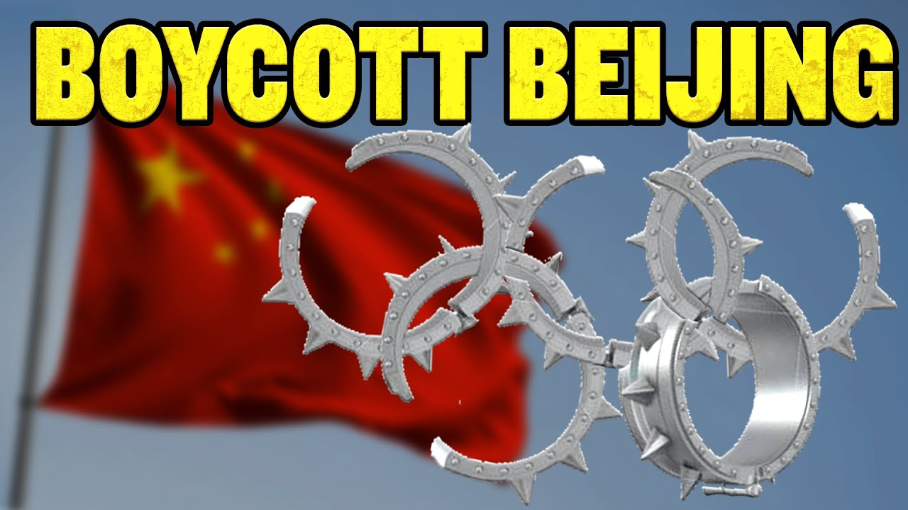 China is Terrified of Olympic Boycott