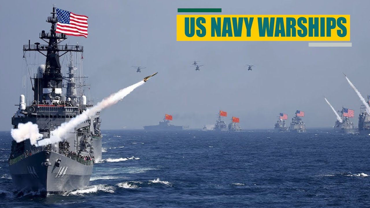 Growing-Tensions: Why Biden-Sends Warships to the South China Sea, Just as Trump Did