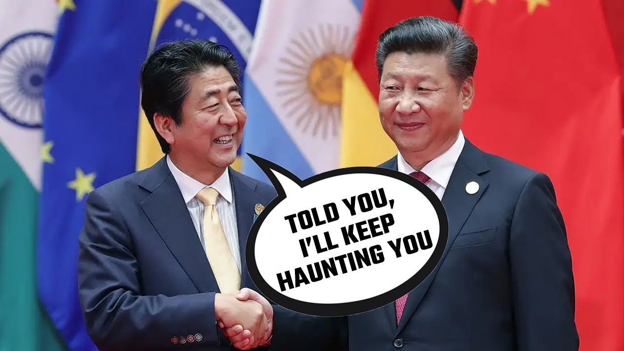 How Shinzo Abe forced China to keep treating Japan with respect?