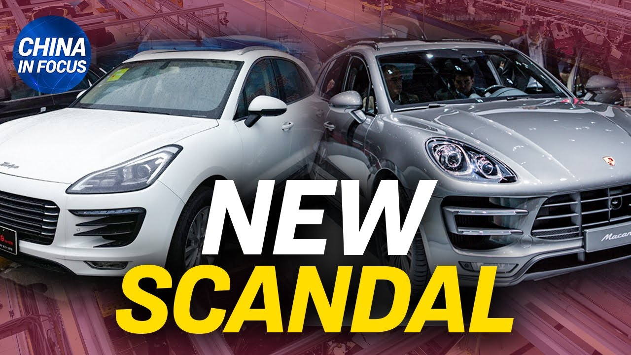 Chinese auto industry in plagiarism scandal; Cooperation between Chinese military and Wuhan lab?
