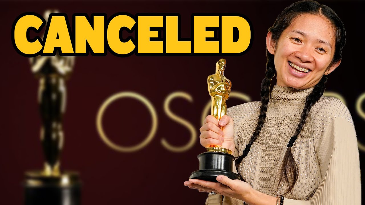 Oscar-Winning Director Chloe Zhao Canceled in China