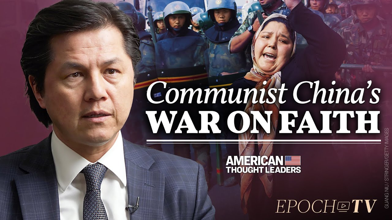 o China's Communist Party, All Religious Beliefs Are 'Sign of Disloyalty'