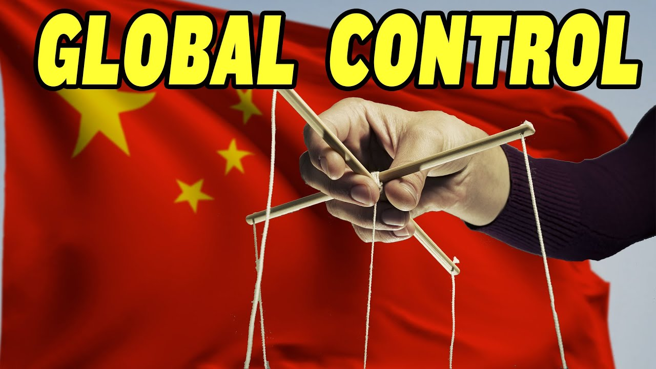 """Confucius say, """"If You Control Medicine, You Control the World """""""