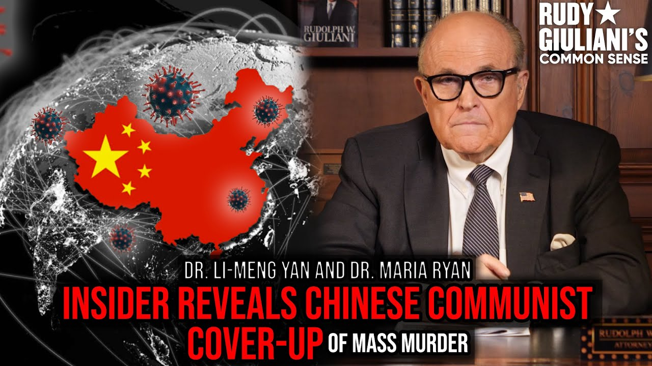 Insider Reveals Chinese Communist Cover-up Of Mass Murder | Dr. Li-Meng YAN and Maria Ryan