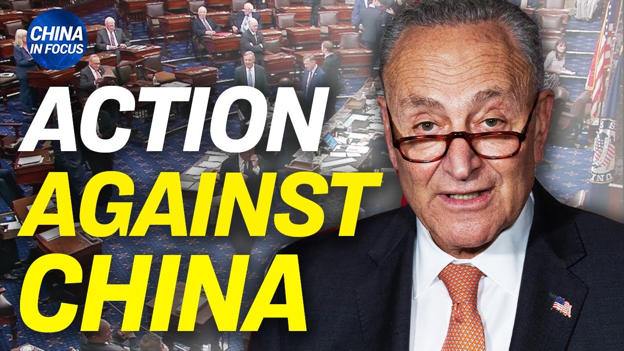 US Senate passes bill to compete with China; Hackers with suspected China ties breach NY MTA