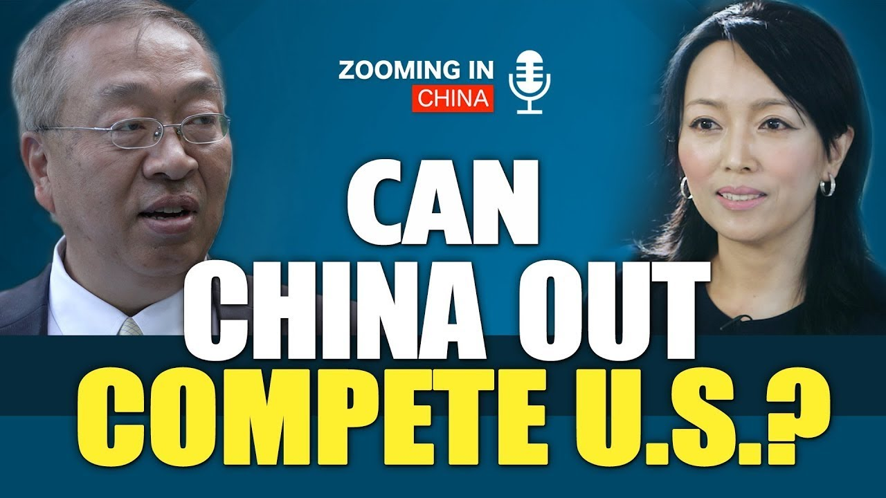 Can America Rein in China? |Conversation between Simone Gao and Miles Yu