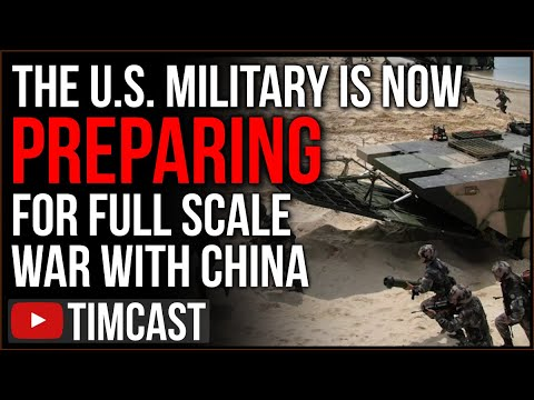 The US Now Prepping For WAR With China, Dispatching Air Force Across Pacific, Taiwan Faces Invasion
