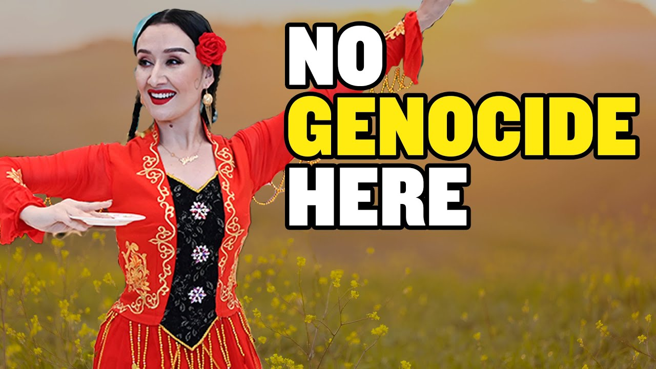 We were wrong! There's no genocide in China!