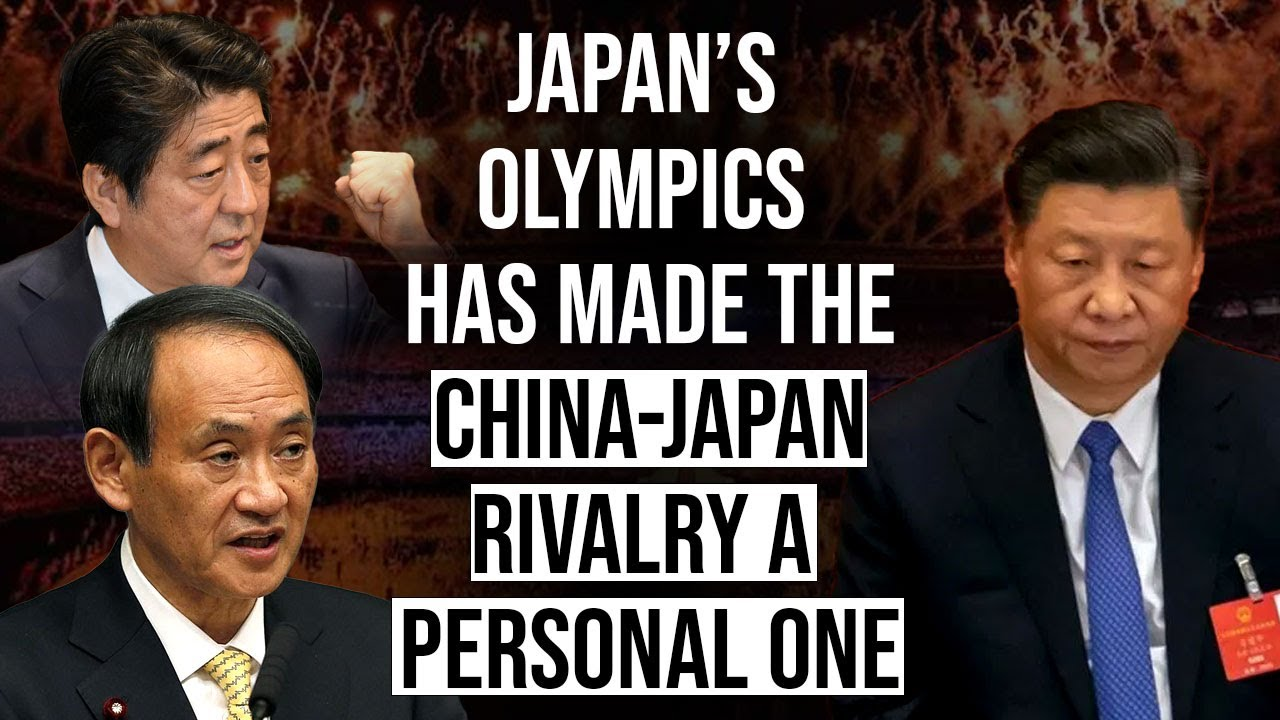 The Japan China rivalry is not a regular affair anymore. It's deeply personal