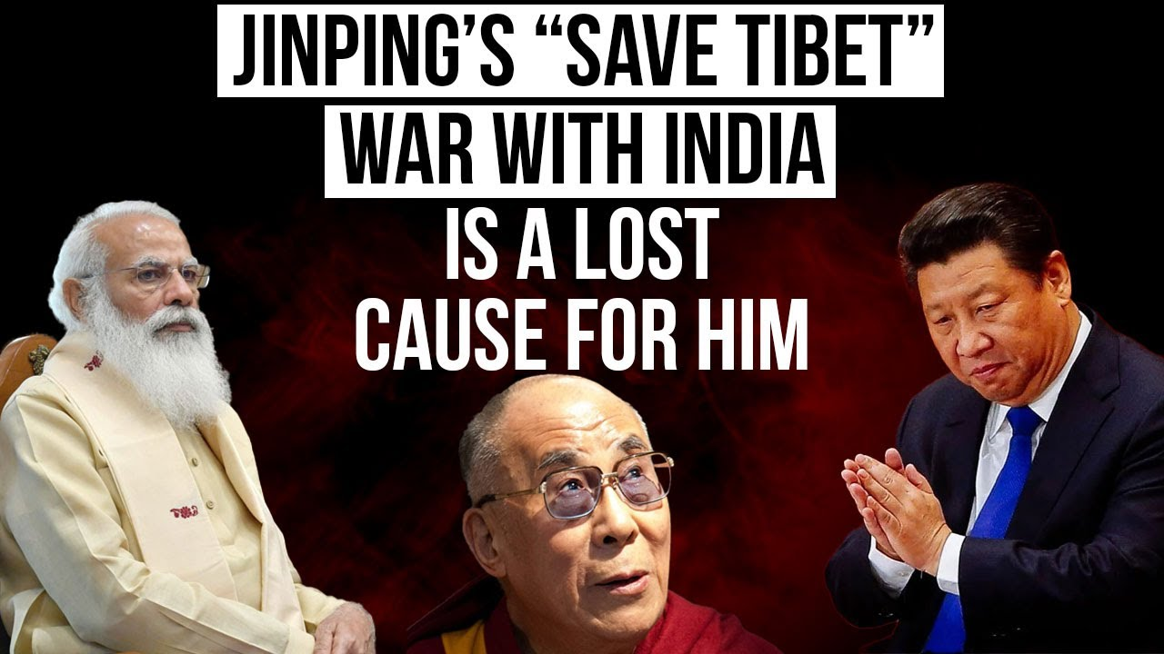 The Tibet message has reached Jinping, and he is queasy