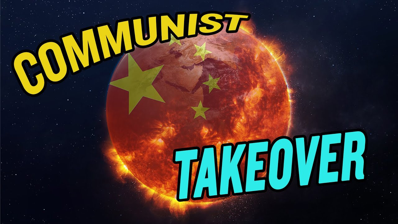 China's Global Communist Takeover