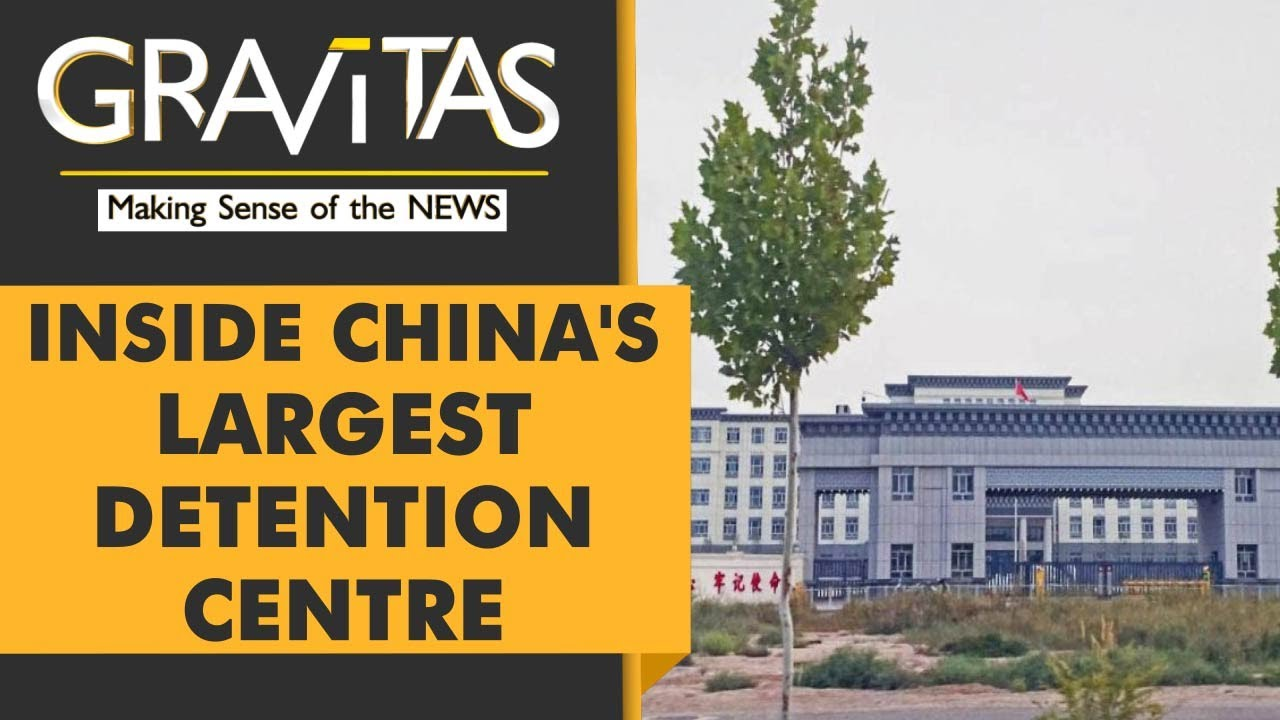 """Gravitas: China gives Uighur detention camps a """"makeover"""""""