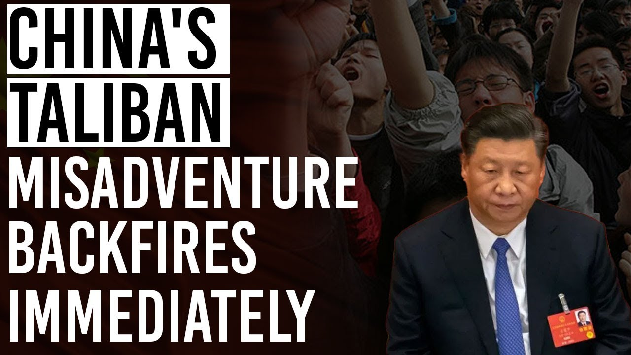 Chinese people ripped a new one into Chinese state media