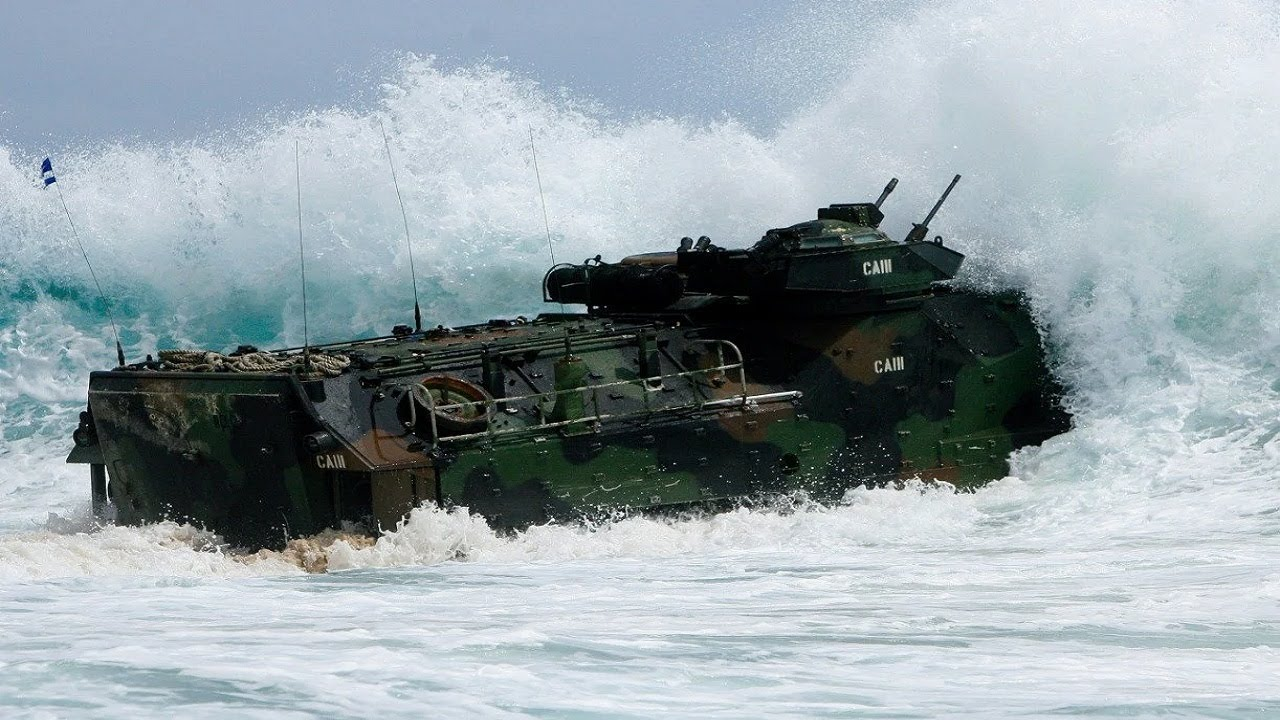 CHINA'S SOUTH CHINA SEA MILITARY BASES ARE A TOTAL PAPER TIGER