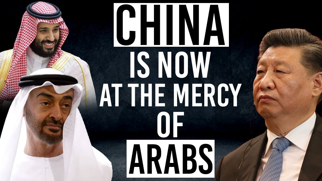 China wants a bailout from the Arabs as Iranians have outlived their utility