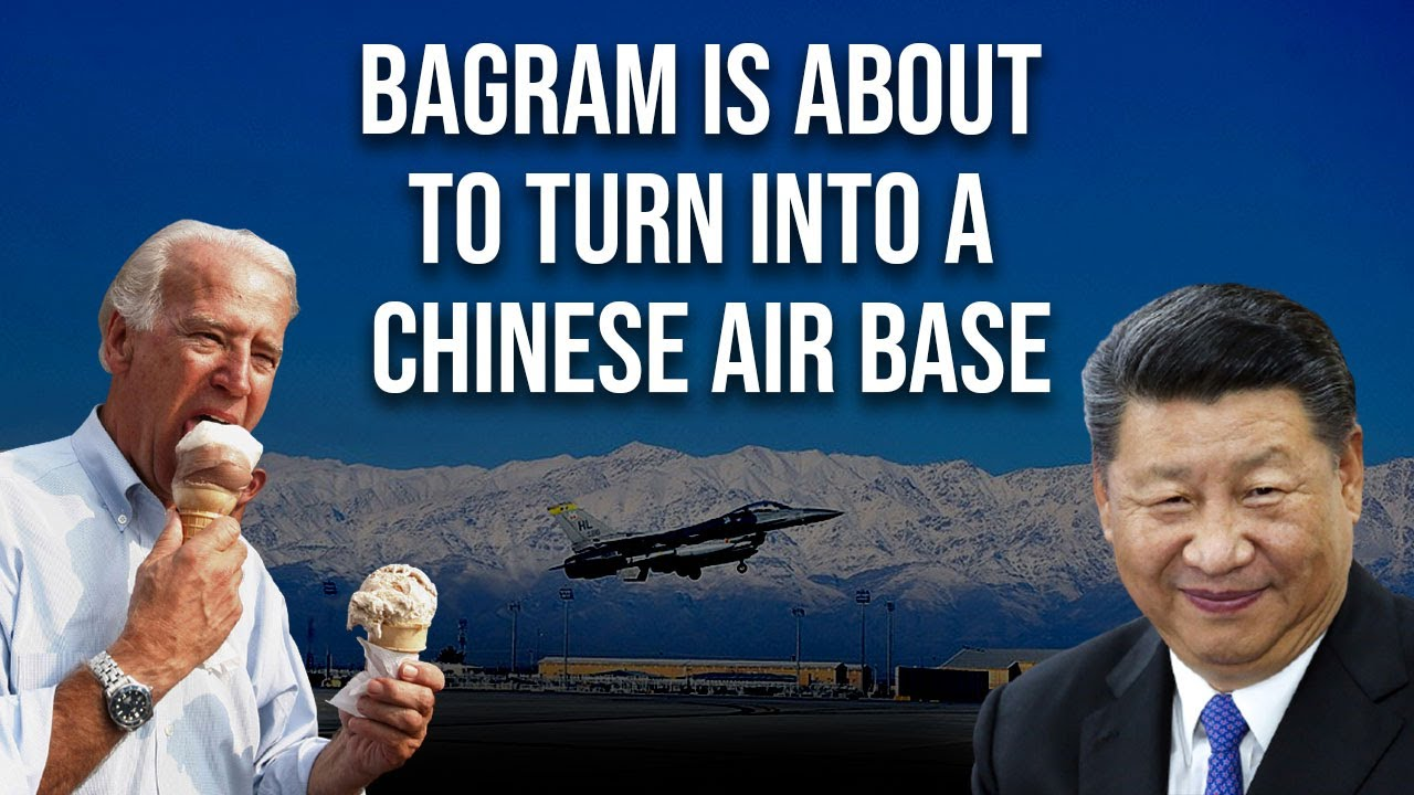 China is about to take over USA's biggest base in Afghanistan