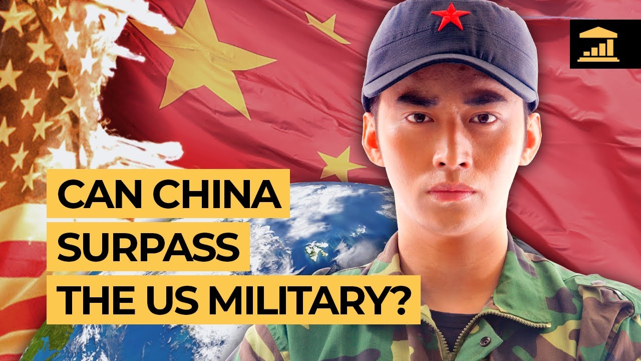 The Return of the CENTRAL EMPIRE? How CHINA CHALLENGES the US military