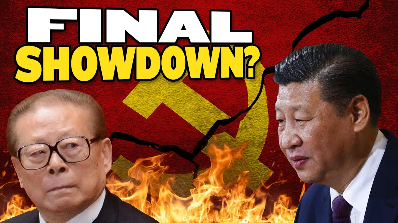China's Communist Party Crumbles! Factional Infighting Heats Up